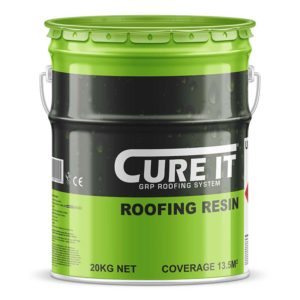 Cure It GRP Roofing System